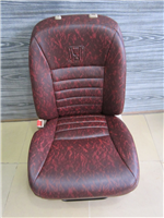 honda cf4 2005 front single seat cover -79