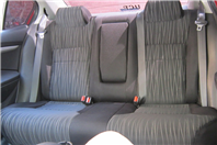 honda city gm 2012 rare back seat cover -72