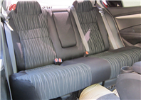 honda city gm 2012 rare back seat cover -73