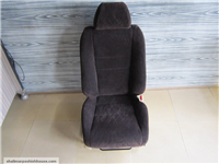 honda civic 2012 front single seat cover fabric -16