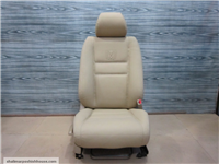 honda civic 2012 front single seat cover -11