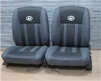 hyndai taxi front double seat cover -69