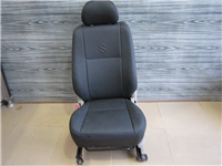 suzuki liana front single seat cover rexine leather right -59
