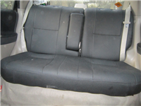 suzuki liana rare back seat cover rexine leather right -60