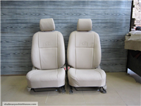 toyota corolla 2005 front double seat cover -6