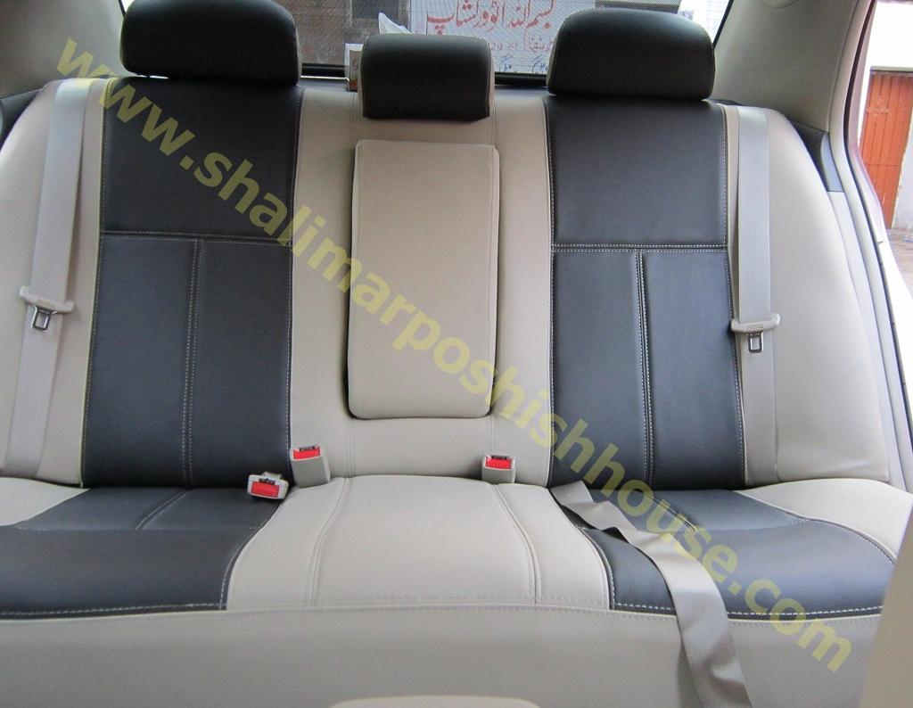 Toyota Corolla 2012 Rare Seat Back Cover Leather Right 55